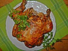 Pieczony kurczak z tapas