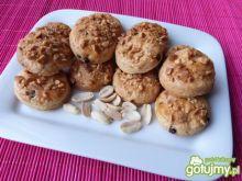 Pieguski z orzeszkami arachidowymi