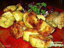 Piekarnikowe ziemniaczki