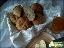 Pieprzowo-pieczarkowe bułeczki