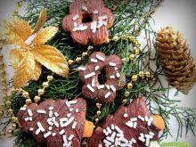 Pierniczki świąteczne (czekoladowe)