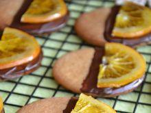 Pierniczki z kandyzowaną pomarańczą