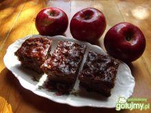 Piernik z jabłkami wg -Natka-