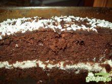 Piernik z masą w czekoladzie
