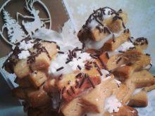 Piernikowe choinki z nutą pomarańczy