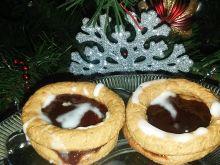 Piernikowe ciasteczka z powidłami