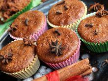 Piernikowe muffinki bezglutenowe z mąki ryżowej