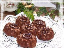 Piernikowe muffiny świąteczne