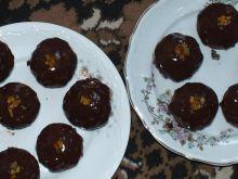 Piernikowe muffiny z bakaliami