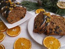 Piernikowy keks świąteczny