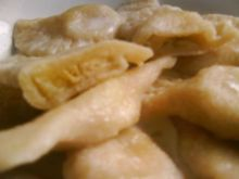 Pierogi z bananami