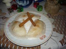 Pierogi z serem i cynamonem