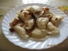 Pierogi z serem i ziemniakami (ruskie)