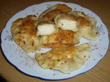 Pierogi z serem oszczędne