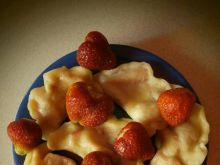 Pierogi z truskawkami