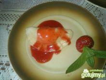 Pierogi z truskawkowe od Mariel