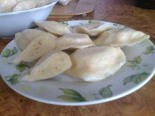 Pierogi z ziemniakami i pieprzem
