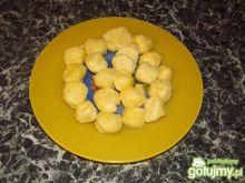 Pierogowe kuleczki serowe