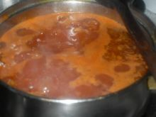 Pierogowy sos pomidorowy