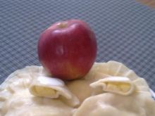 Pierożki z jabłkiem