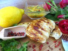 Pierś kurczaka w marynacie cytrynowo-pomarańczowej