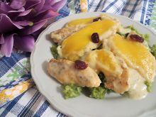 Pierś kurczaka z mango