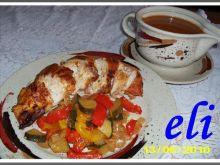Pierś kurczaka z piekarnika 2 Eli