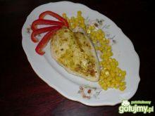 Pierś kurczaka z warzywami Mati13
