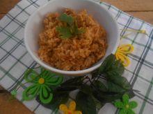 Pierś z indyka z kalarepką i ryżem