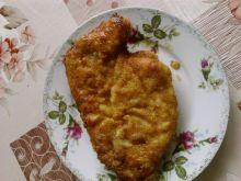Pierś z kurczaka panierowana