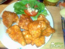 Pierś z kurczaka w złocistej skorupce