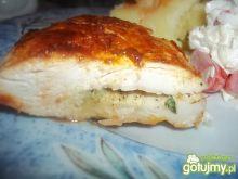 Pierś z kurczaka z cytrynową nutą