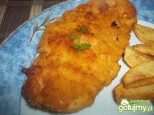 Pierś z kurczaka z pastą adżika