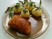 pierś z kurczaka z serem na masełku