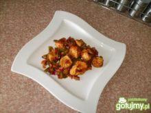 Pierś z kurczaka zapiekana w papryce