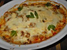 Pierś zapiekana z mozzarellą