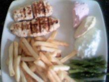 Piersi kurczaka z grilla - tavuk kofte