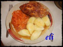 Piersi kurczaka z piekarnika Eli