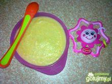 Pierwszy krem z kurczaka dla niemowlaka
