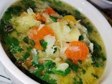 Zupa pietruszkowa