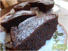 Pijane ciasto czekoladowe