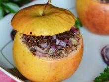Pikantna kaszanka z jabłkową nutą