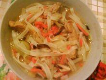 Pikantna zupa jarzynowa