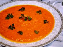 Pikantna zupa krem