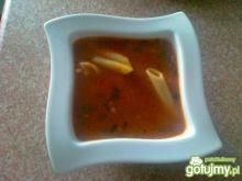 Pikantna zupa pomidorowo-dyniowa