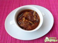 Pikantne bitki z mięsa baraniego