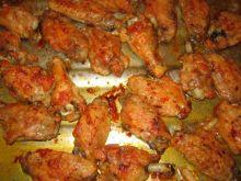 Pikantne chilli skrzydelka