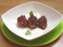 Pikantne kotleciki z grilla
