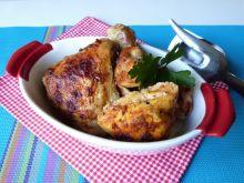 Pikantne mięso z kurczaka
