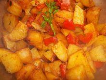 Pikantne pieczone ziemniaki